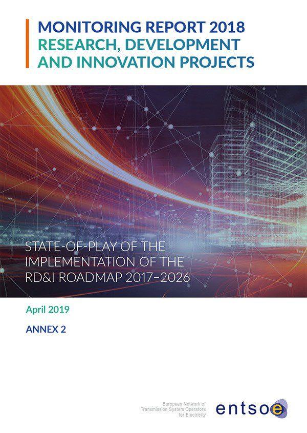 ENTSO-E RD&I Report 2018 Annex 2